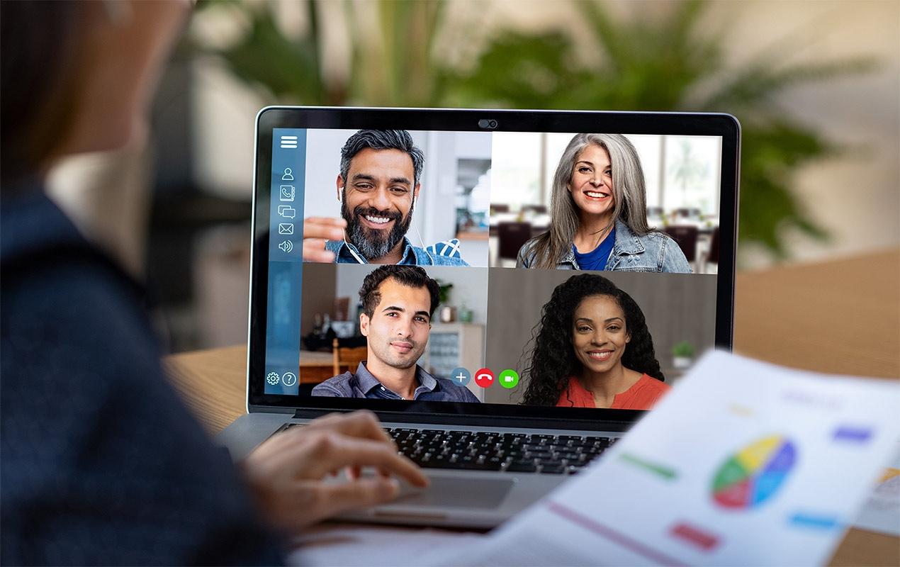 Online Video Konferans Sistemi